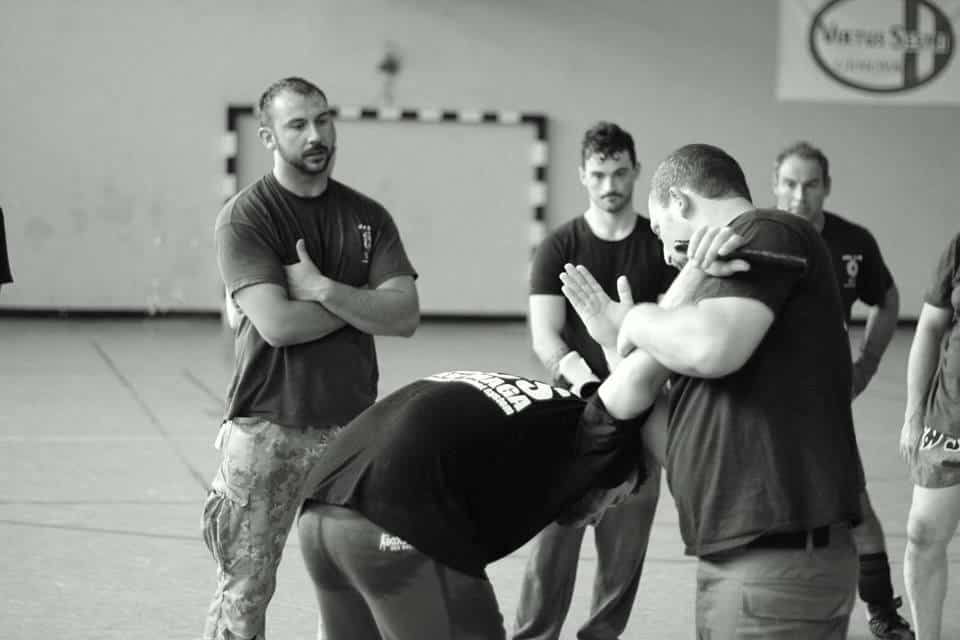 sharir 2 1 - Sharir Richman - ICCS Krav Maga Head Instructor