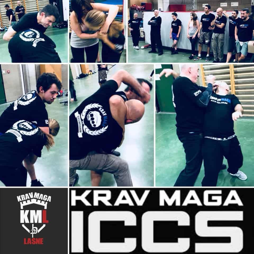 Krav maga lasne 18 - Le club ICCS Krav Maga Lasne