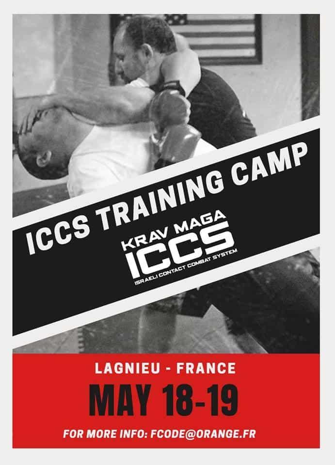 Stage iccs france lagnieu 052019 - Stage Krav Maga ICCS - Lagnieu - France - Mai 2019