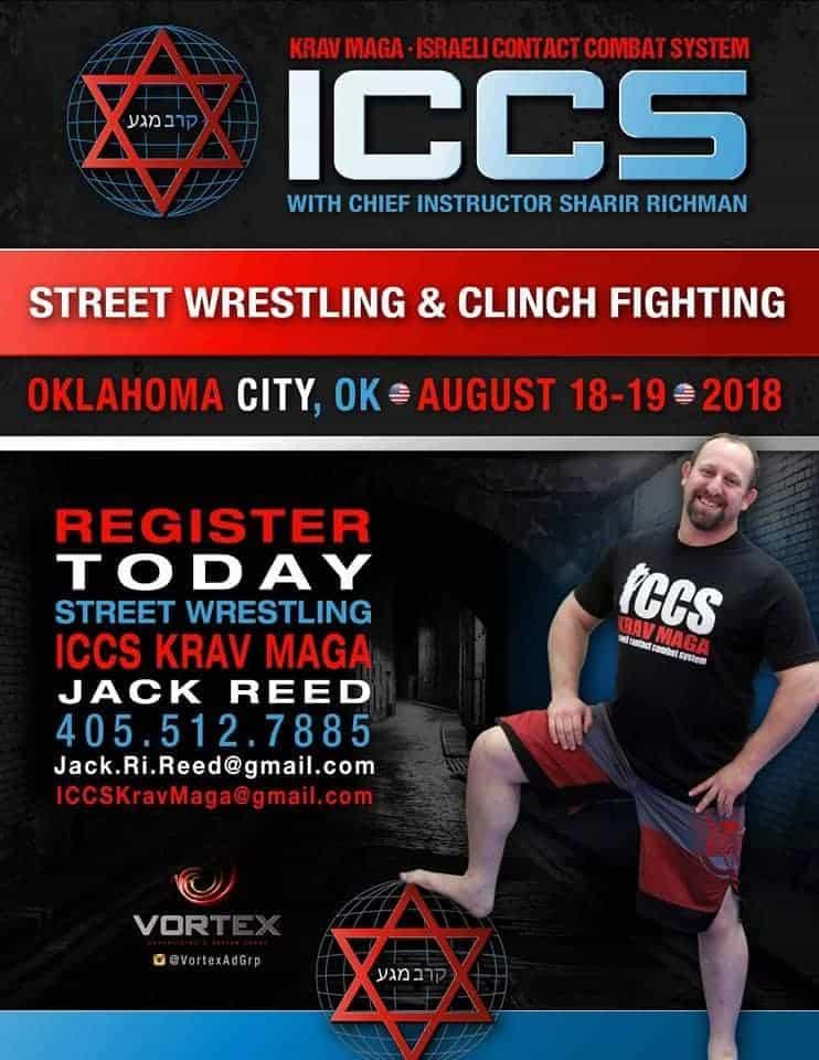 Stage iccs usa oklahoma 102018 - Stage Krav Maga ICCS – USA  Oklahoma – Aout 2019